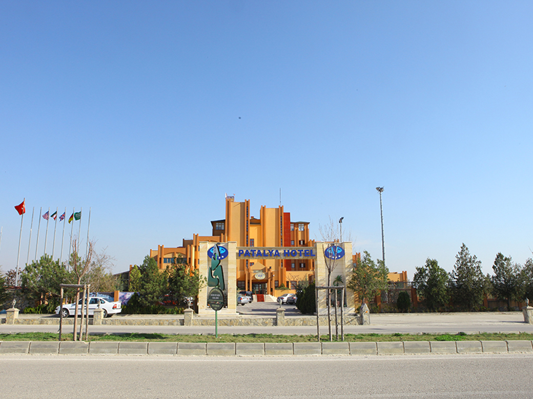 PATALYA HOTEL LAKESIDE RESORT –GÖLBAŞI (ANKARA)